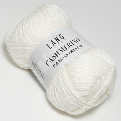 Пряжа CASHMERINO for Babies and More Lang Yarns