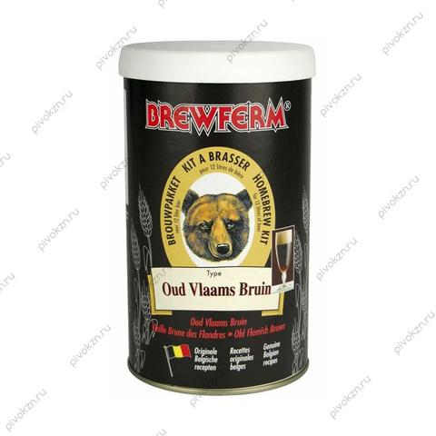 Солодовый экстракт Brewferm OUD VLAAMS BRUIN 1,5 кг