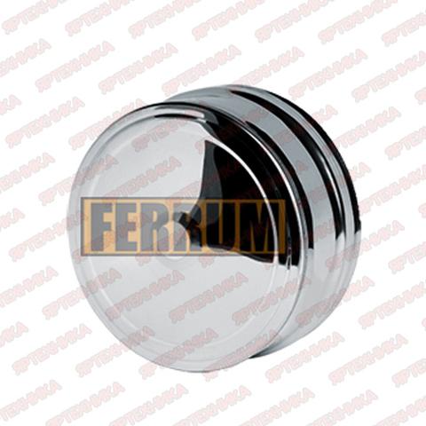 Заглушка внутренняя d210мм (430/0,5мм) Ferrum