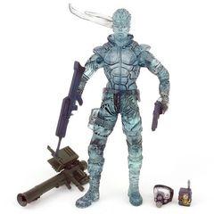 Метал Гир фигурка Солид Снейк — Metal Gear Solid Solid Snake Stealth