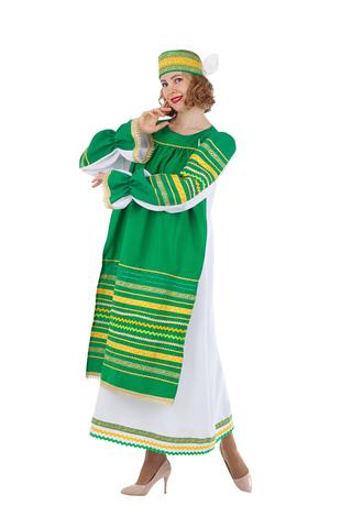 Карнавальный народный костюм Авдотья