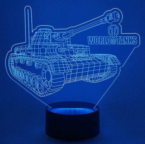 Танк - World of tanks