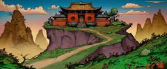 PS4 9 Monkeys of Shaolin (русская версия)