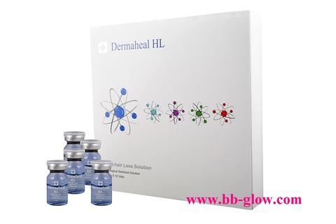 Мезококтейль Dermaheal HL для кожи головы и волос 1 ампула 5 мл