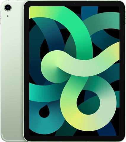 Apple iPad Air Wi-Fi + Cellular 64 ГБ, зеленый