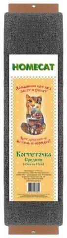 Homecat Когтеточка с кошачьей мятой средняя 65x12см