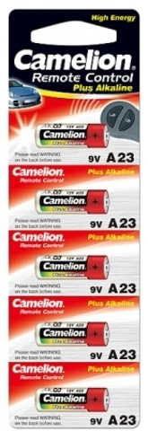 Батарейки Camelion A23, 12V (5/50) BL