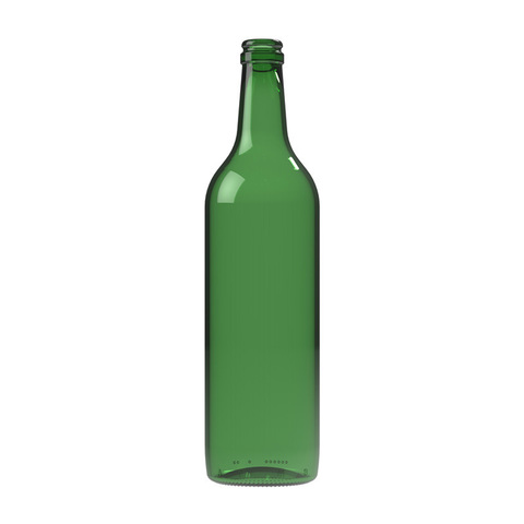 Бутылка винная К-700, коробка 20 шт