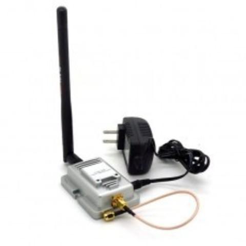Усилитель Wi-Fi сигнала бустер 2400-2500МГц 2W