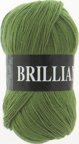 Пряжа Brilliant Vita 4959 светло-оливковый фото