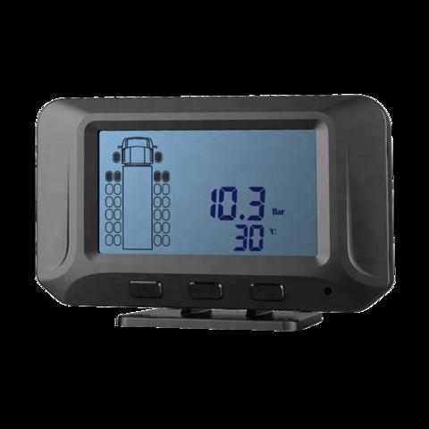 Система контроля давления в шинах TP926N с внутренними датчиками для грузовиков, автобусов, прицепов (до 26 колес). ИНТЕРФЕЙС RS232