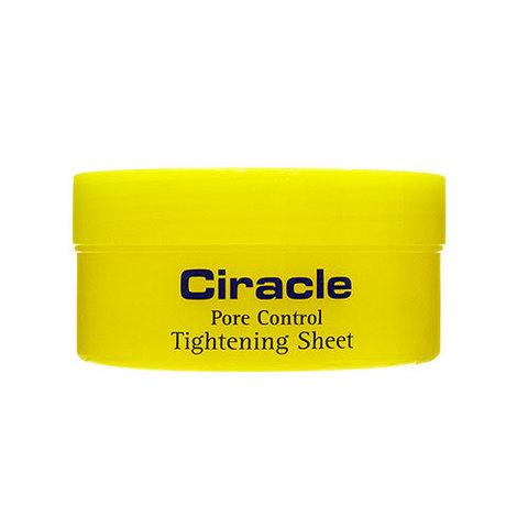 Очищающие пэды Ciracle Pore Control Tightening Sheet 40шт.
