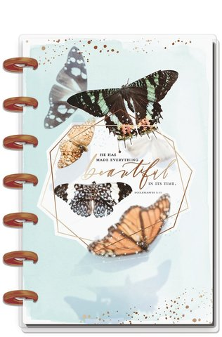 Ежедневник  Mini Happy Planner®  -13х18 см -(НЕ датирован)- Faith