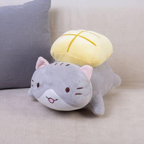Мягкая игрушка кот гребешок DL203607310GR