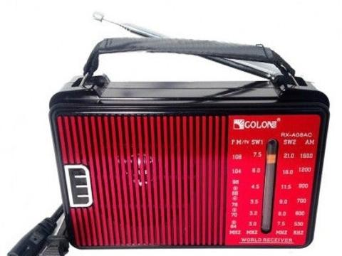 Радио GOLON RX-A08 AC