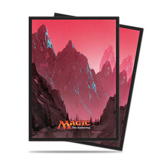 UP Sleeves MTG Series: Unhinged Mountain