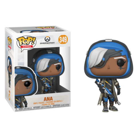 Overwatch - Ana Funko Pop! Vinyl Figure ||  Ана - Overwatch