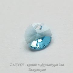 6428 Подвеска - Rivoli  Сваровски Aquamarine (8 мм)