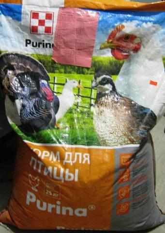БВМК 10% для бройлеров Пурина