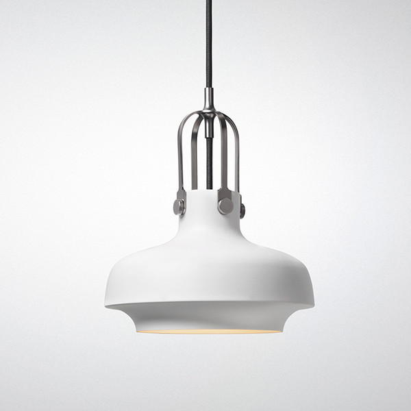 Подвесной светильник Copenhagen by Normann Copenhagen D20 (белый)