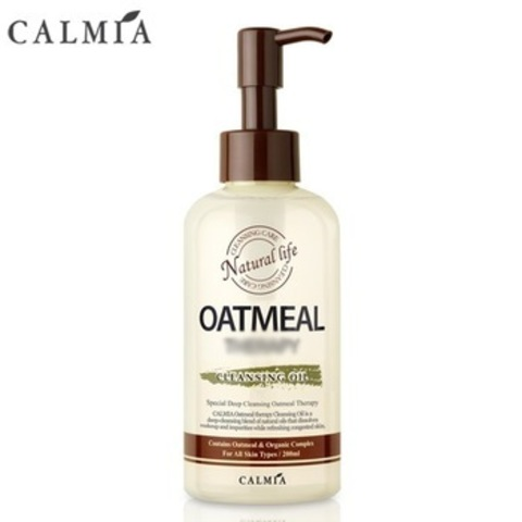 Гидрофильное овсяное масло CALMIA Oatmeal Therapy Cleansing Oil