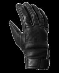 Мотоперчатки с кевларом John Doe RUSH XTM, чёрный