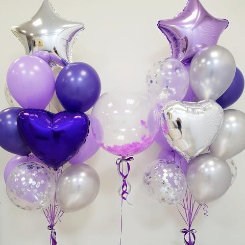 Сет Сиренево-Фиолетовый