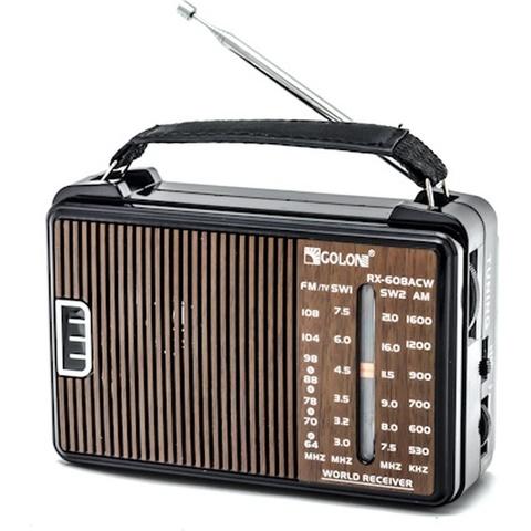 Радио GOLON RX-608AC