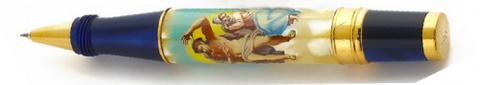 Ручка роллер Ancora Capella Sestina rb123