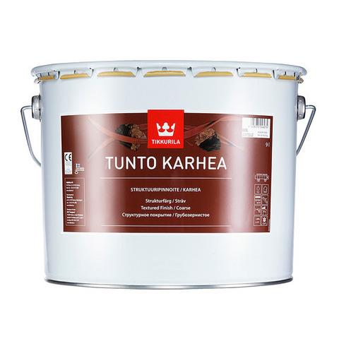 Tikkuria Tunto Karhea/Тиккурила Тунто Кархиа грубозернистое структурное покрытие