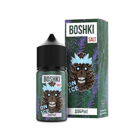 Добрые ON ICE by Boshki Salt 30мл