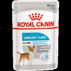 Royal Canin Urinary Care для взрослых собак для поддержания здоровья мочевыделительной системы паштет 85 гр