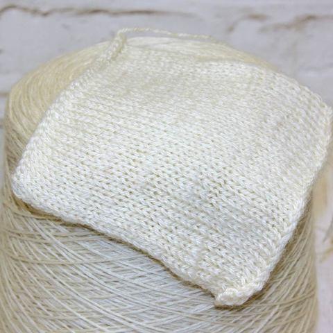 Фасонная шерсть LANA FLAMME' 200 натуральный