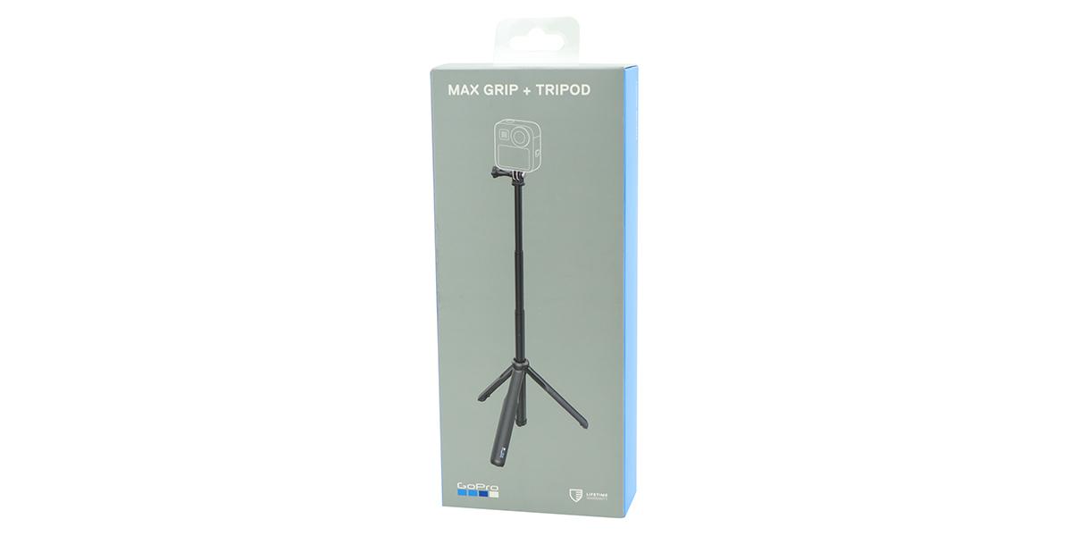Телескопический монопод-штатив GoPro MAX Grip Tripod (ASBHM-002) упаковка