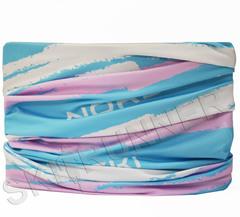Баф Nordski Stripe Blue-Pink