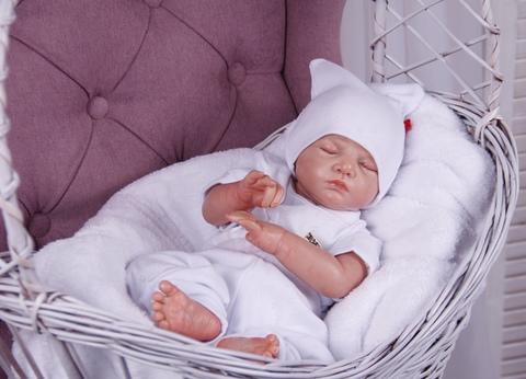 Комплект для новорожденных Нежность  (белый)