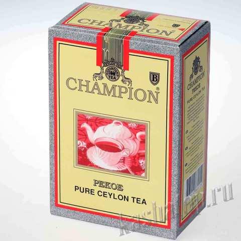 Чёрный чай Champion Pekoe, 500 г