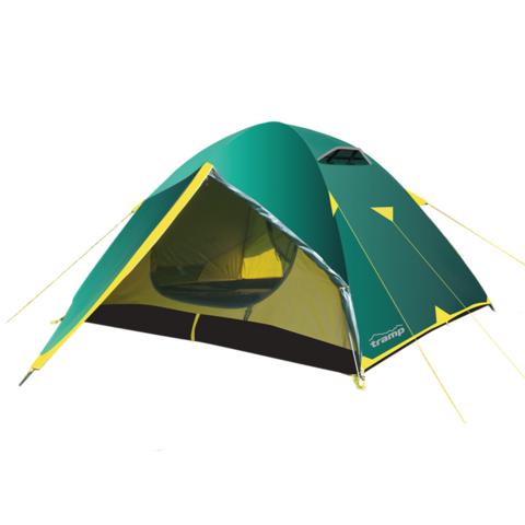 Туристическая палатка Tramp Nishe 3 (V2) (3 местная)
