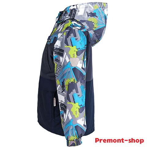 Утепленная куртка для мальчиков Premont Парк Миллениум SP92601