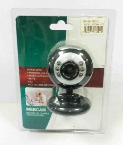 Веб-камера WEB-5336, микрофон, крепление к LCD