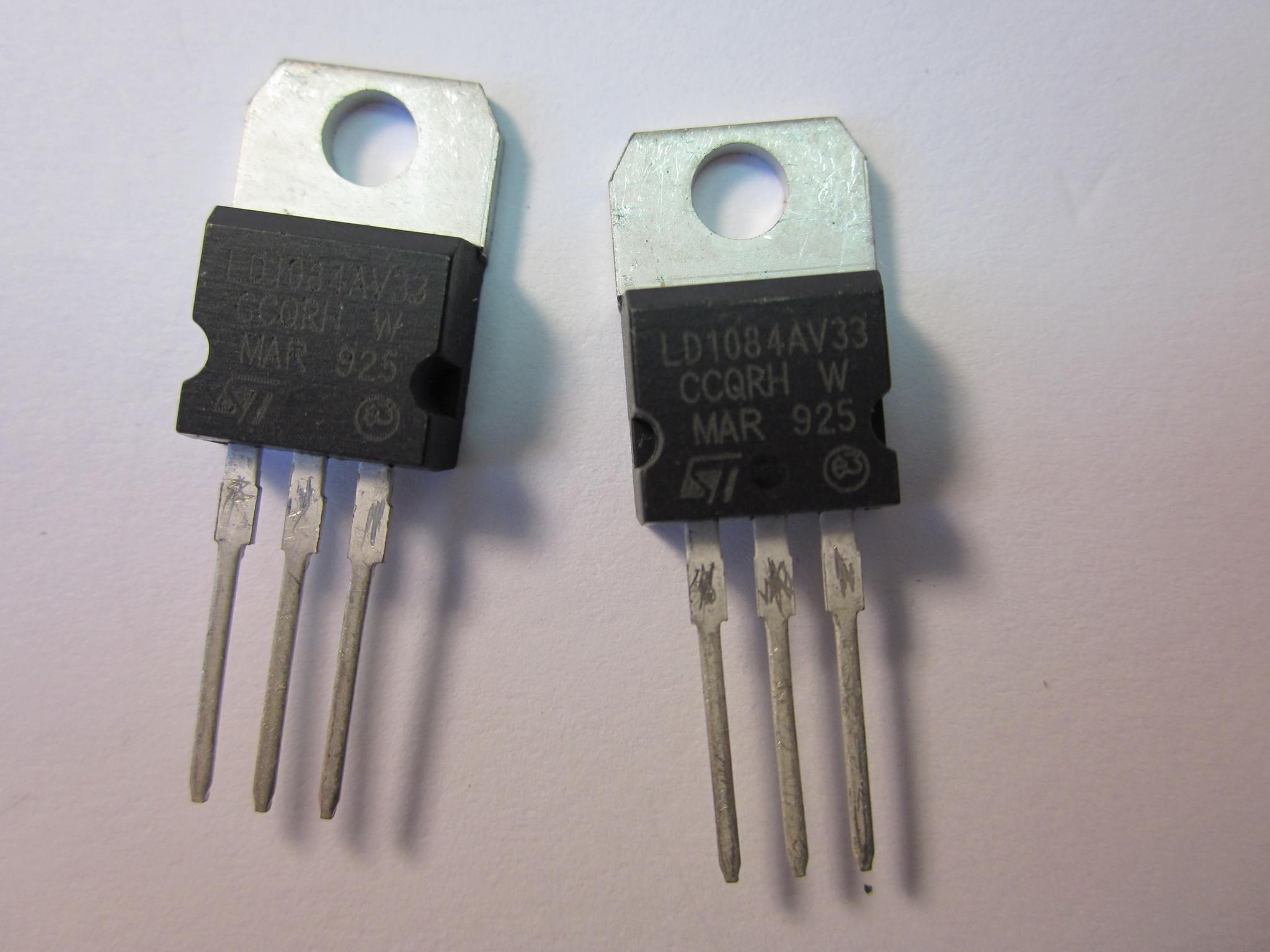 LD1084AV33 T0-220