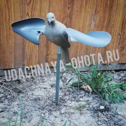 Чучело голубя MOJO ветровое