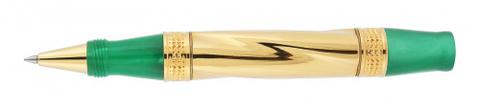 Ручка роллер Ancora Gaudi green rb123