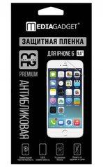 Пленка защитная для iPhone 6 MediaGadget PREMIUM МАТОВАЯ АНТИБЛИКОВАЯ