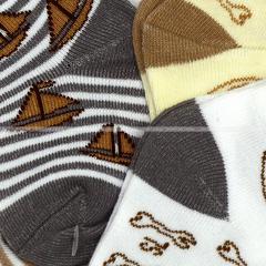 Носки хлопок/бамбук (0-12) ДР.ОФ3791