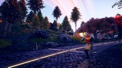 PS4 The Outer Worlds (русские субтитры)