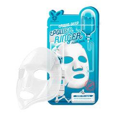 Elizavecca Aqua Deep Power Ringer Mask Pack - Увлажняющая тканевая маска для лица