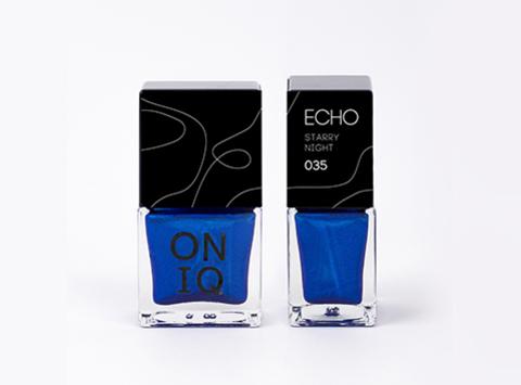 ONP-035 Лак для стемпинга. Echo: Starry Night