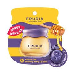 Frudia Blueberry Hydrating Honey Lip Balm - Бальзам для губ увлажняющий с черникой