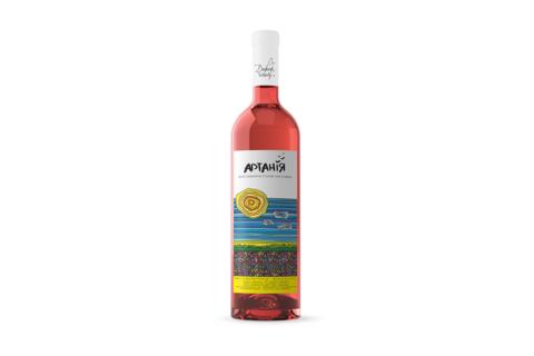 Артанія Рожеве, сухе